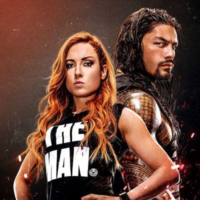 Pop! WWE