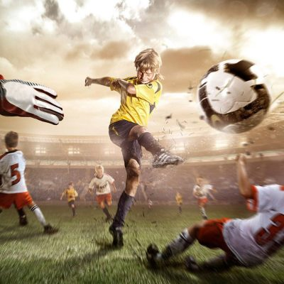 Pop! Football