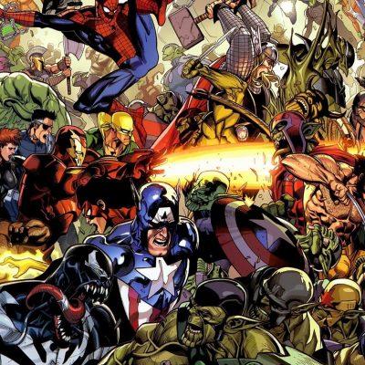 Pop! Marvel Comics